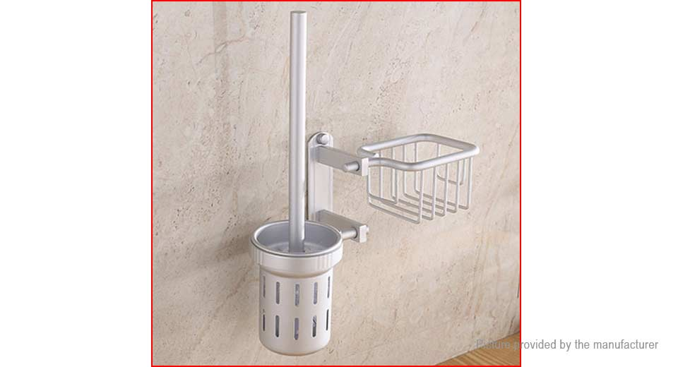 Product Image: wall-mounted-toilet-brush-holder-storage-set