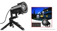 FLTYD-01 Outdoor LED Stage Light Landscape Projector Lamp (EU)