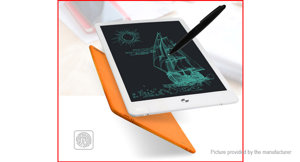 computer writing tablet