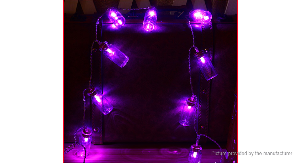 Product Image: drift-bottle-styled-led-string-fairy-light-1-2m