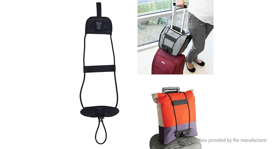 Outdoor Travel Luggage Suitcase Bag Strap Belt Packing Belt