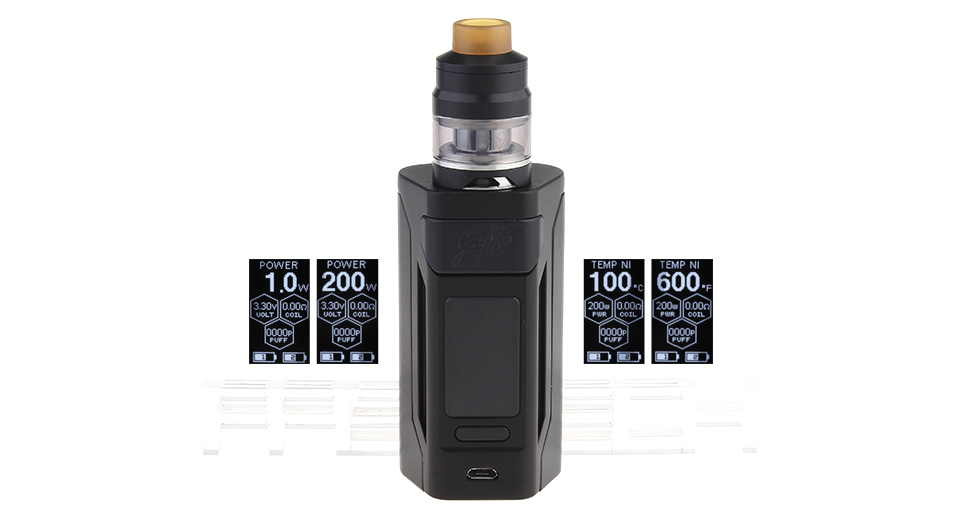 Product Image: authentic-wismec-reuleaux-rx2-20700-200w-tc-vw