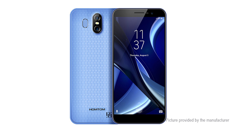 Product Image: doogee-homtom-s16-5-5-octa-core-nougat-3g