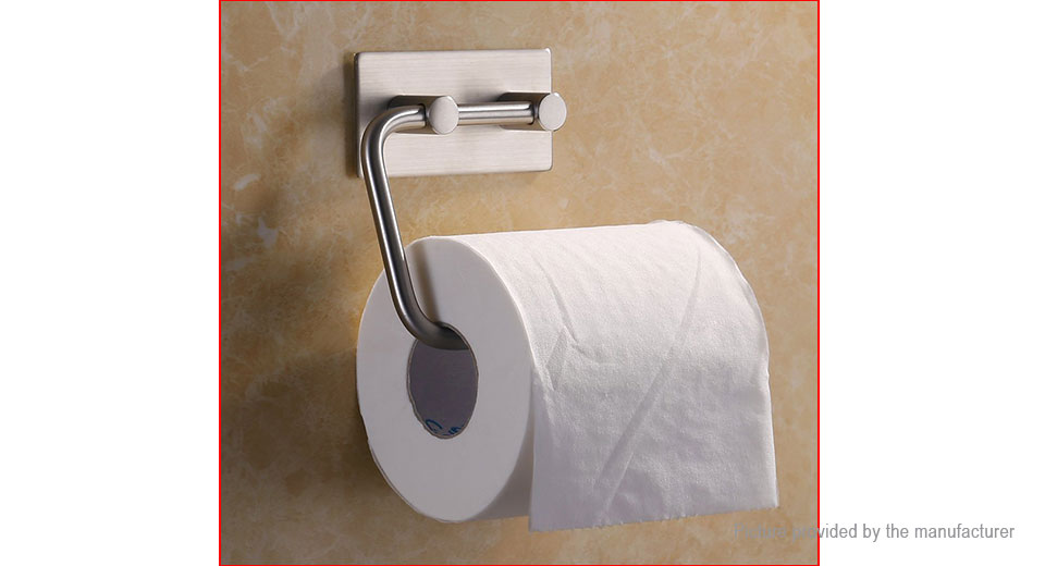 Stainless Steel Tissue Paper Roll Towel Holder