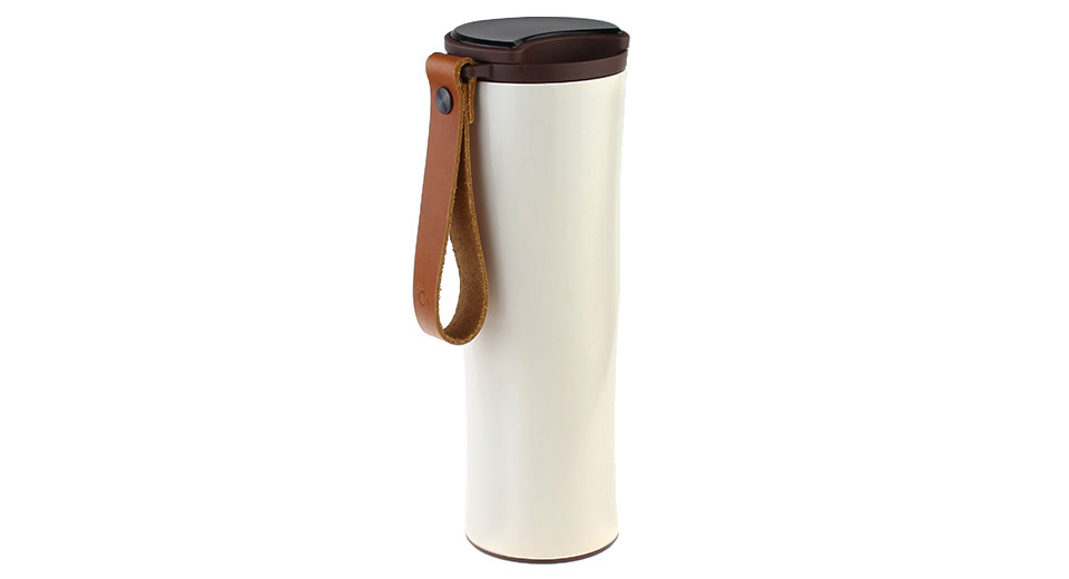 Authentic Xiaomi MiJia Portable Thermos Water Bottle Vacuum Cup (430ml)