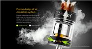 Authentic OBS Crius II RTA Rebuildable Tank Atomizer