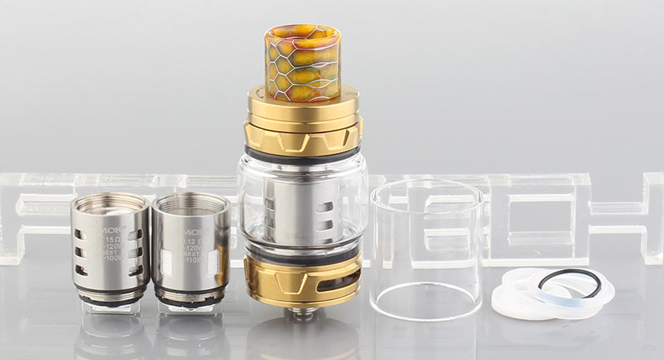 Product Image: authentic-smoktech-smok-tfv12-prince-clearomizer