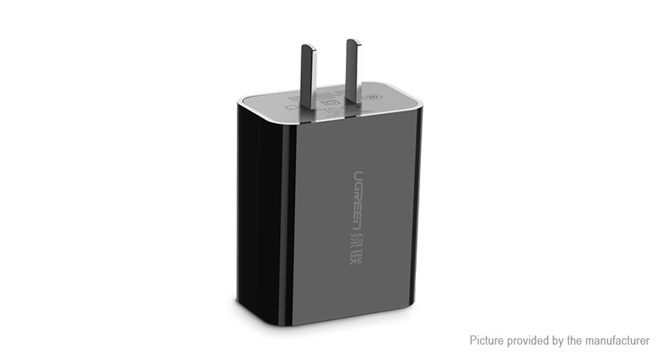 Product Image: ugreen-cd104-dual-usb-charger-power-adapter-eu