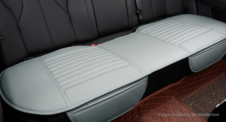 Universal Auto Car Non-slip Seat Cover Cushion Mat (3 Pieces)