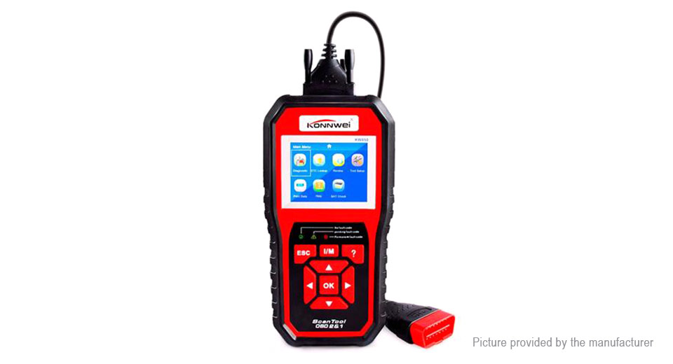 Product Image: authentic-konnwei-kw850-car-obdii-diagnostic-tool