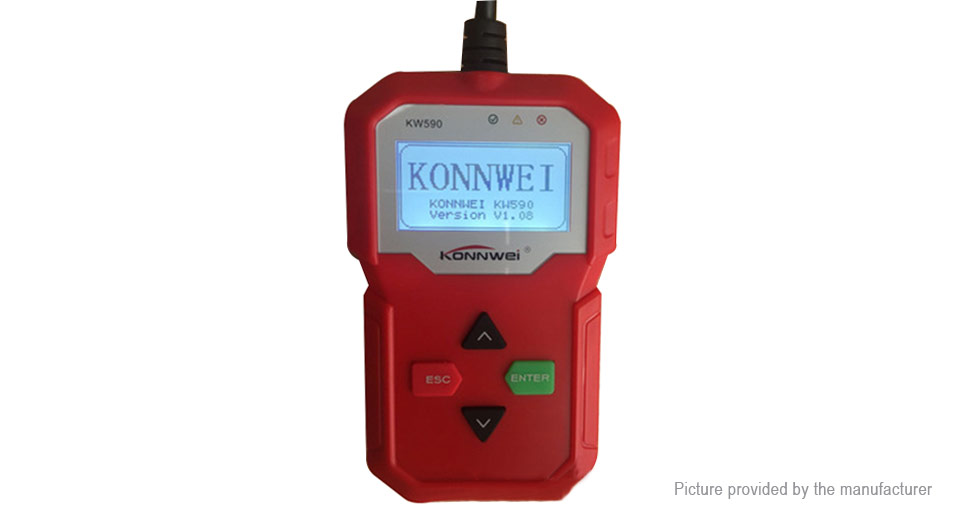 Product Image: authentic-konnwei-kw590-car-obdii-diagnostic-tool