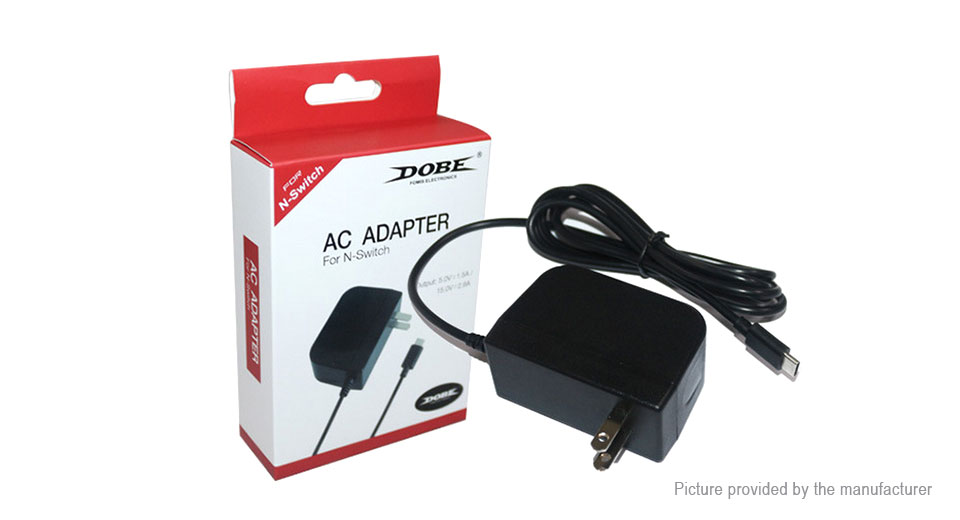 Product Image: dobe-tns-869-universal-ac-adapter-for-nintendo