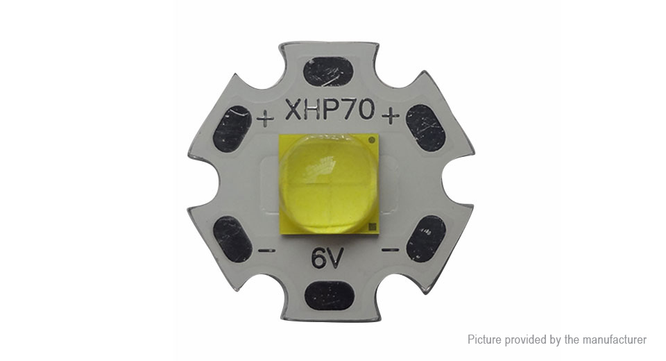 Product Image: cree-xhp70-2-n4-7a-4292lm-3000k-led-emitter