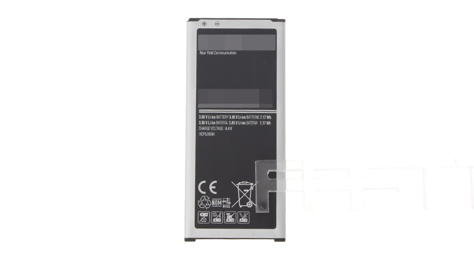 3.85V 1860mAh Replacement Li-ion Battery for Samsung Galaxy Alpha G850