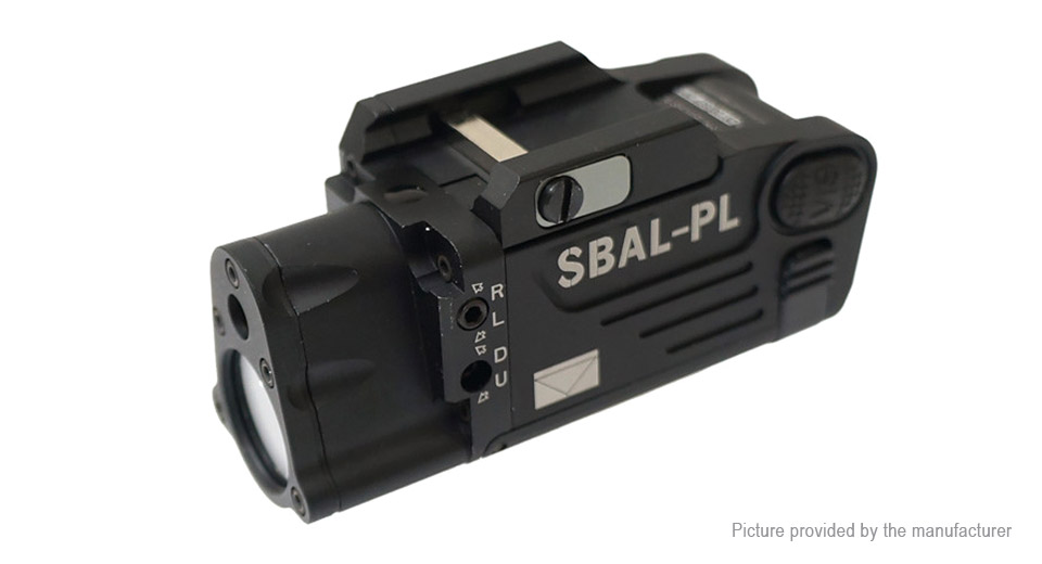 Product Image: sbal-pl-tactical-red-laser-led-flashlight
