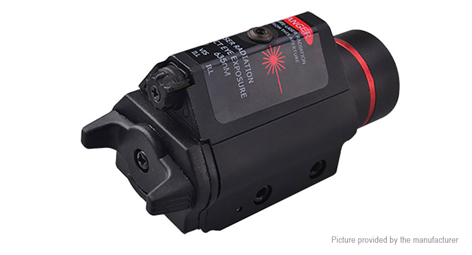 Product Image: richfire-sf-p34-tactical-5mw-red-laser-led