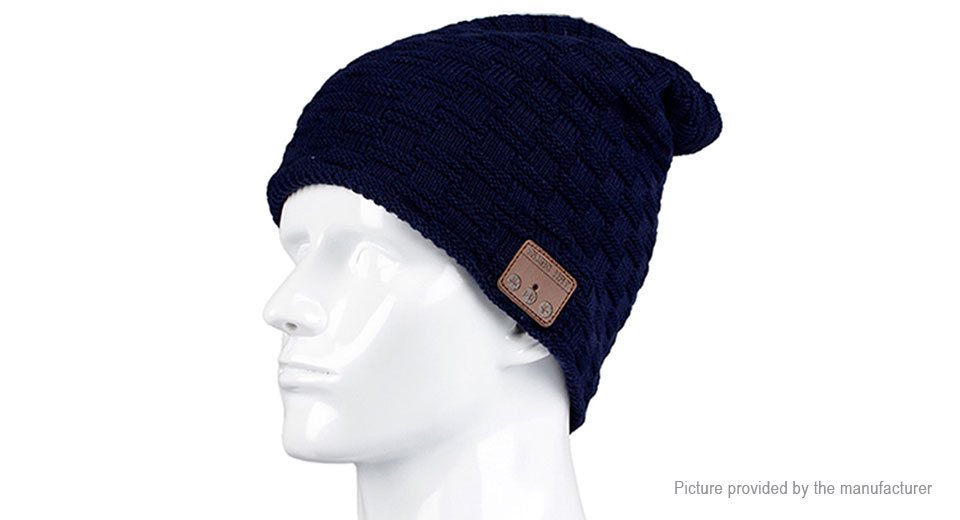 Product Image: bluetooth-v4-2-unisex-winter-warm-keeping-knitted