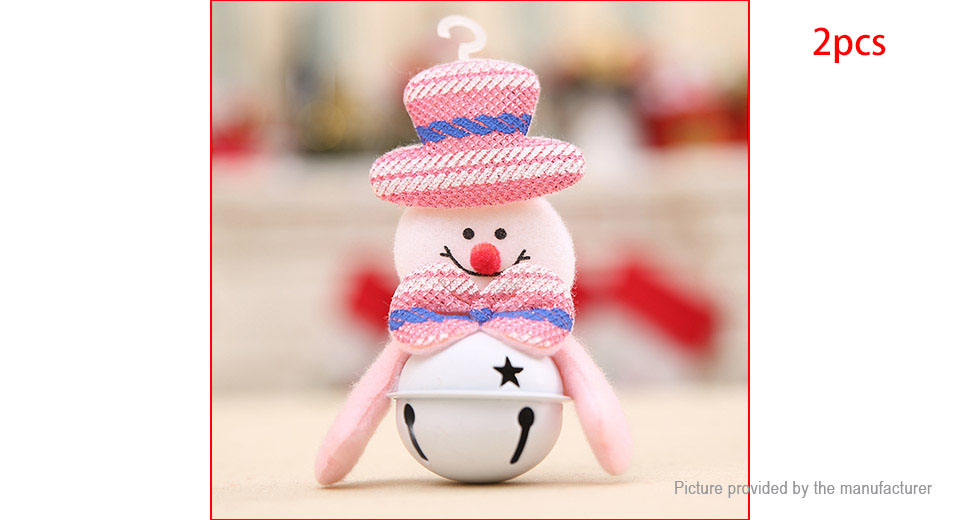 Product Image: bell-snowmen-styled-hanging-ornament-christmas