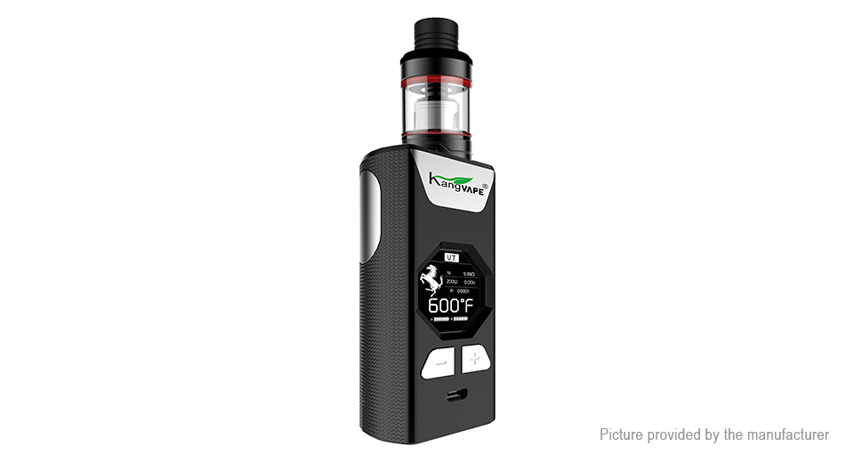 Product Image: kangvape-caesar-200w-vw-tc-apv-box-mod-kit
