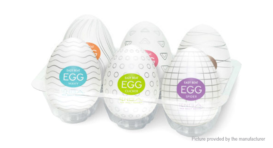 tenga stretchy disposable twister egg male masturbator