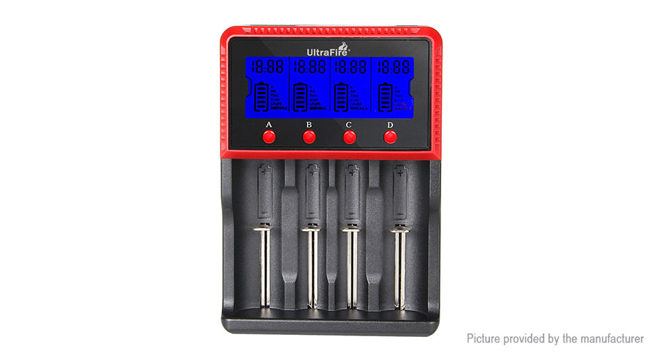 Product Image: ultrafire-h4-4-slot-battery-charger-us