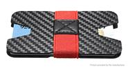 RFID Blocking Carbon Fiber Credit Card Holder Wallet Case