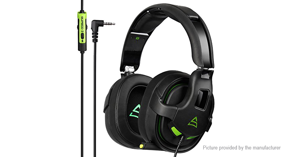 Product Image: supsoo-g818-wired-game-headphones