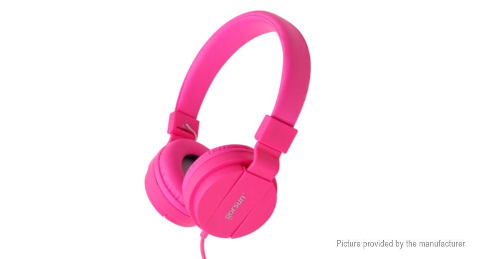 Product Image: authentic-gorsun-gs-778-wired-stereo-headphones
