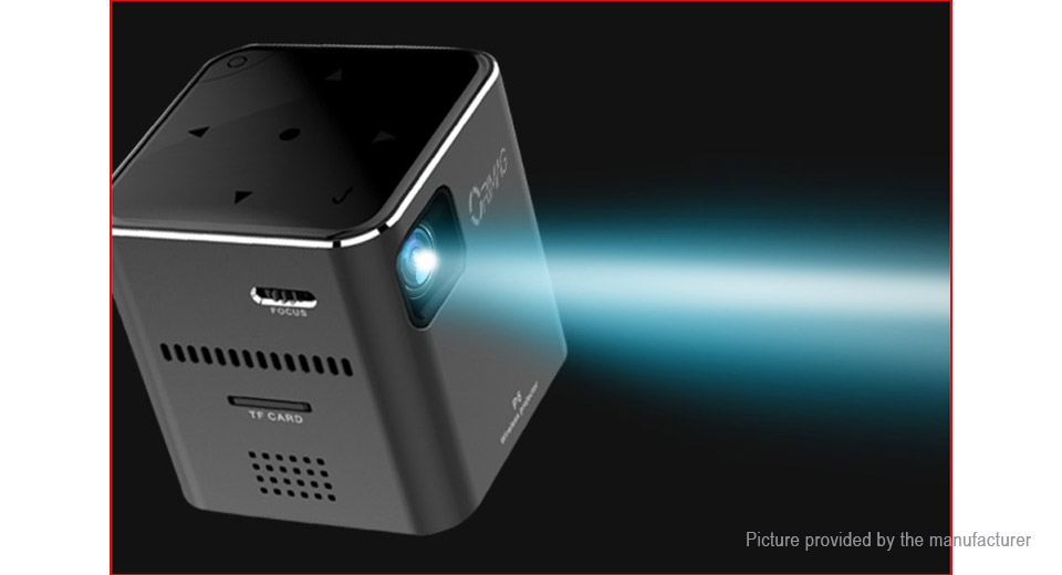 213 95 free shipping orimag p6 1080p portable smart mini wifi dlp led projector us p6 us black at m fasttech com fasttech mobile orimag p6 1080p portable smart mini wifi dlp led projector us