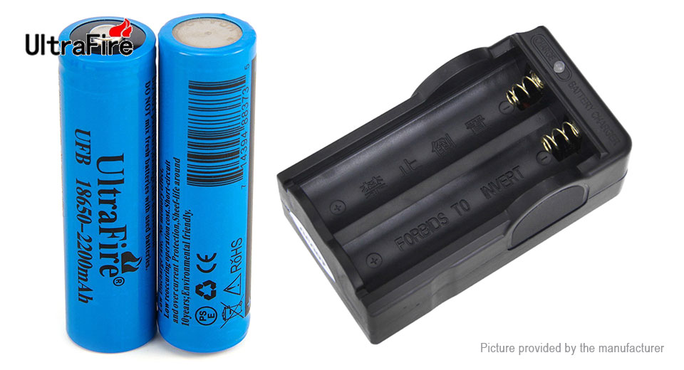 Product Image: authentic-ultrafire-ufb-18650-3-7v-2200mah