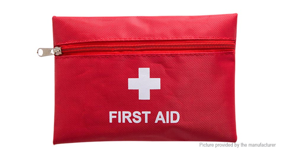 13in1 emergency survival first aid kit outdoor sports rescue medical bag