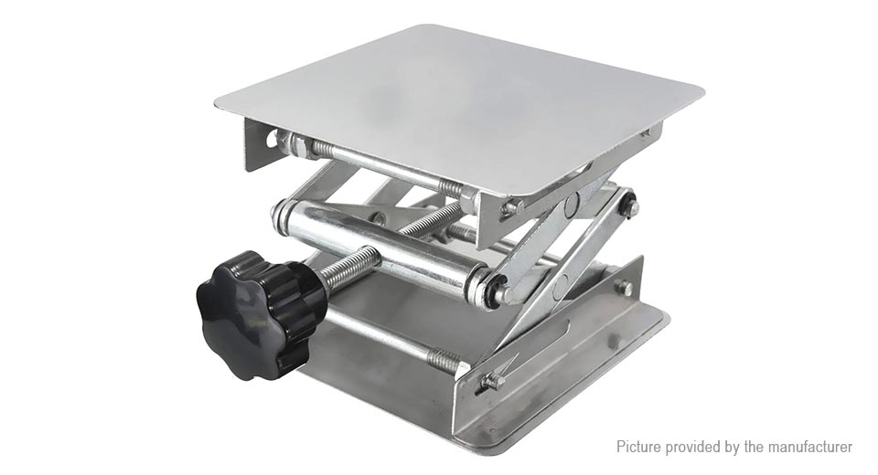 Product Image: stainless-steel-laboratory-lifting-platform-stand