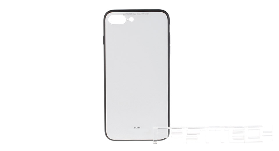contact photos iphone tpu pc tempered glass protective back for iphone 10425
