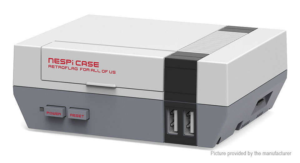 Product Image: retroflag-nespi-protective-case-enclosure-for