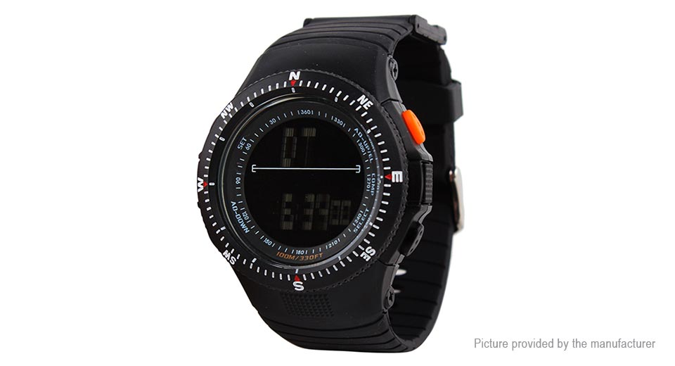 Skmei 0989 Unisex Sports Wrist Watch