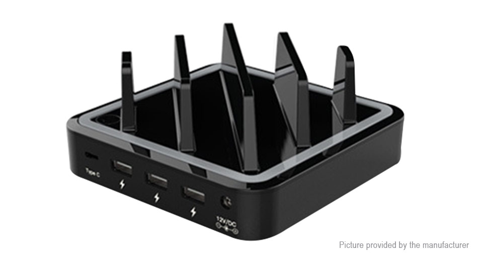 Product Image: hawk-s560-5-port-usb-charging-holder-station-eu