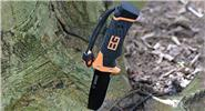 Authentic Gerber Outdoor Tactical Survival Camping Fixed Blade Knife