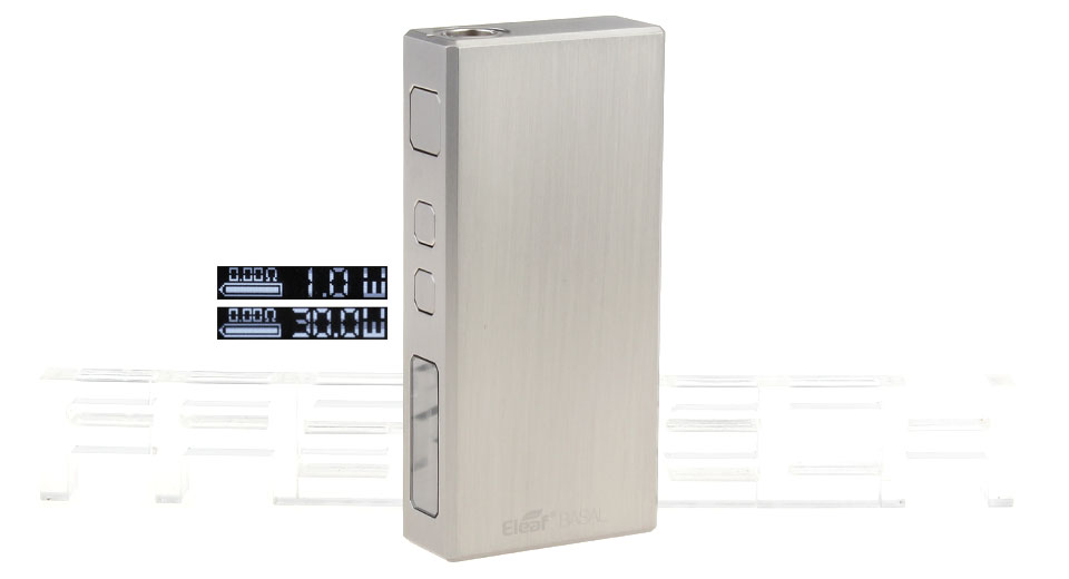 Authentic Eleaf BASAL 30W 1500mAh VW APV Mod