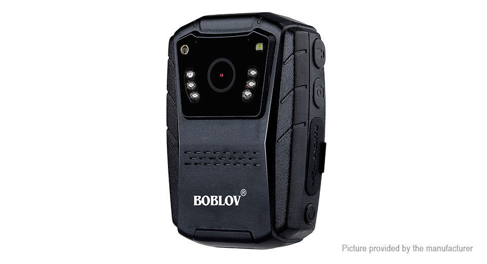 Product Image: boblov-s70-1080p-hd-body-worn-security-camera-dvr