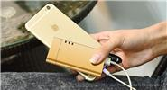 "2-in-1 Electronic Cigarette Lighter Mobile Power Bank (""1800mAh"")"