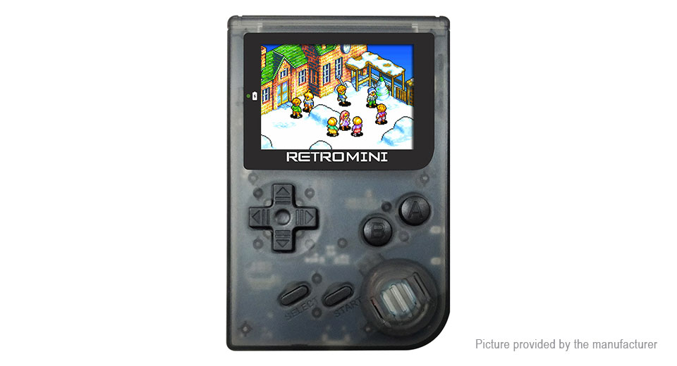 Product Image: coolboy-rs-90-2-screen-classic-handheld-game