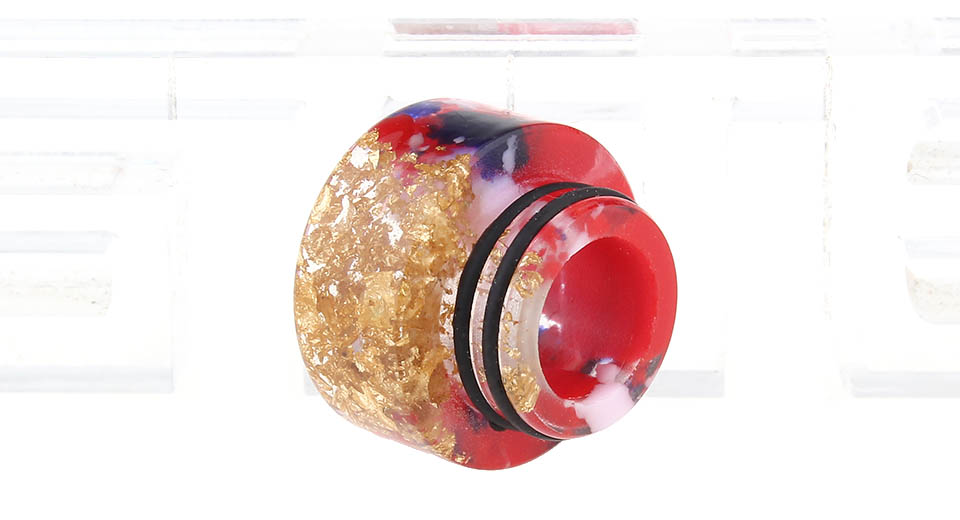 Amusing Vape Resin 810 Drip Tip (2-Pack)