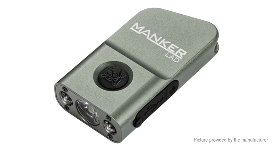 Product Image: authentic-manker-lad-mini-usb-rechargeable