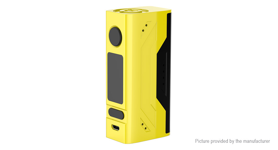 $25.39 Authentic Smoant Battlestar Mini 80W TC VW APV Box Mod - 1-80W / 100-300'C(200-600'F) / 1*18650 atWorldwide Free Shipping