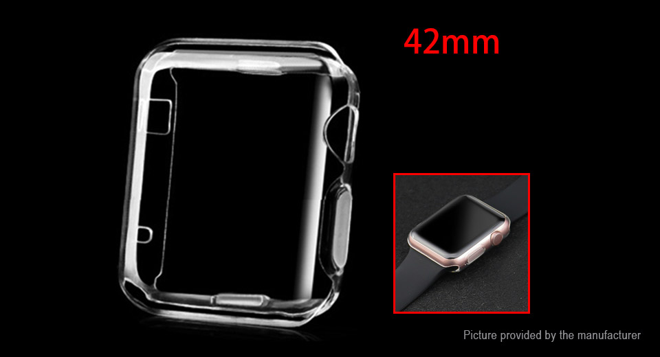 Product Image: tpu-protective-case-for-apple-watch-series-1-42mm