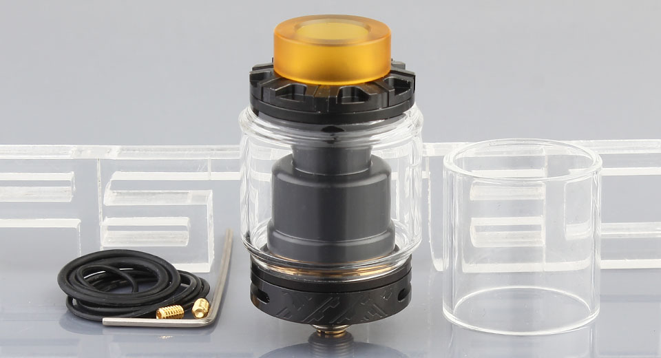 Reload Styled RTA Rebuildable Tank Atomizer