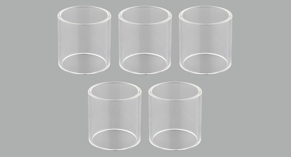Product Image: hastur-replacement-glass-tank-5-pack