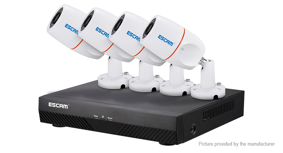Product Image: authentic-escam-pnk405-1080p-hd-4ch-poe-network