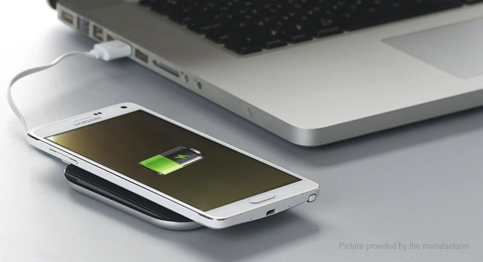 Qi Inductive Wireless Charging Receiver for Android Phones