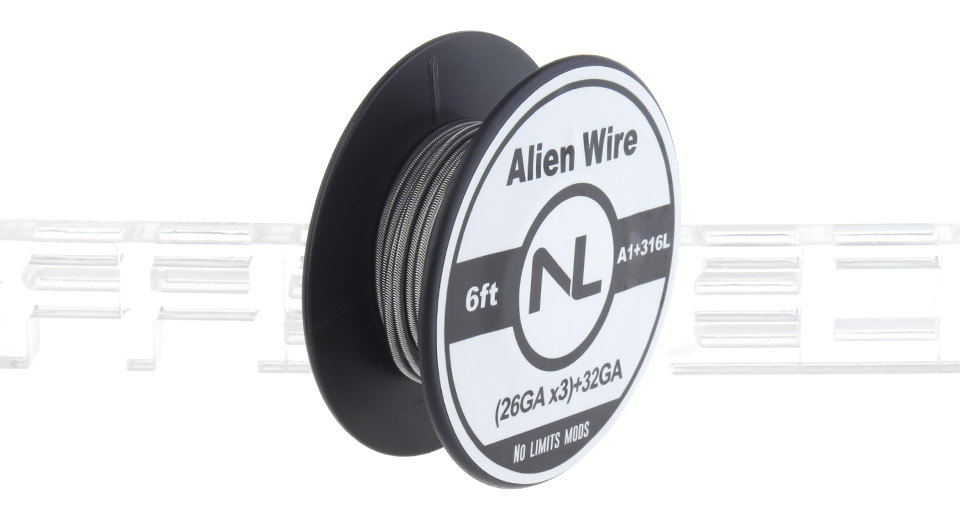 Kanthal A1 + 316L Stainless Steel Alien Heating Wire